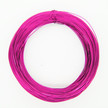 Fil alu d�co m�tallique grand m�trage coloris Fuchsia 1 mm